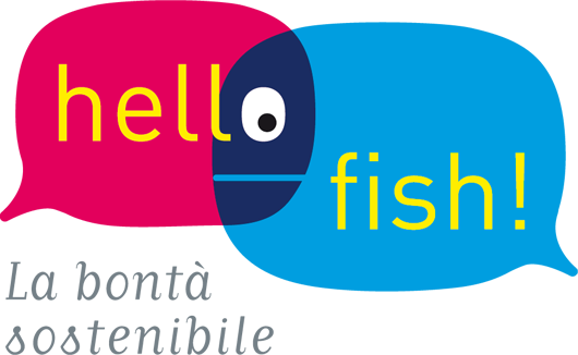Logo Hello Fish - Grande
